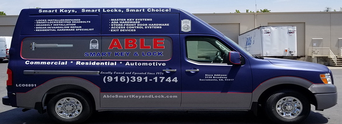 Mobile, Residental & Commercial Locksmith Sacramento CA